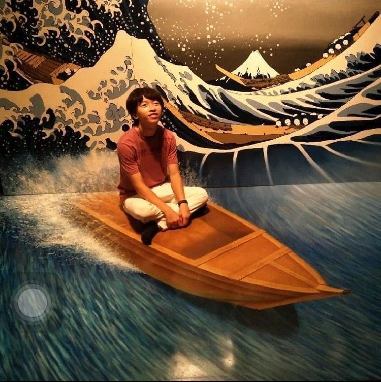線上日語 男舟